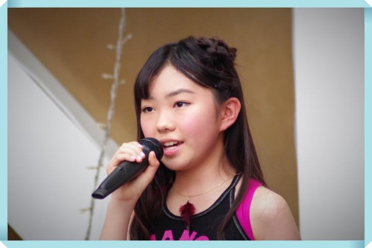 佐久間彩加(さくまあやか)の小学校と身長は?カラオケバトル出演