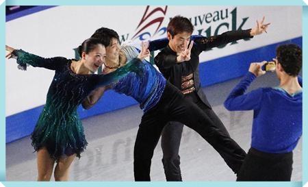 羽生結弦の恋ダンスに宮原知子参加で超かわいい動画!織田信成絶賛