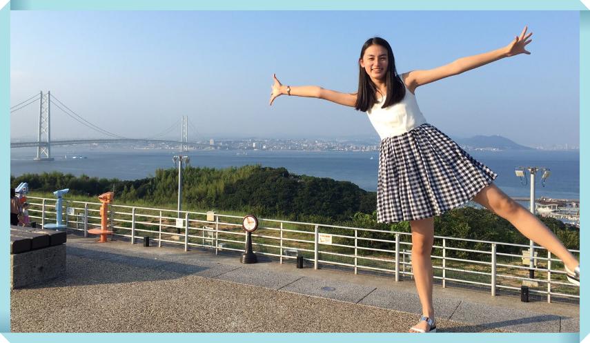 八木莉可子(やぎりかこ)の滋賀の中学校は草津市のどこ?脚太い?