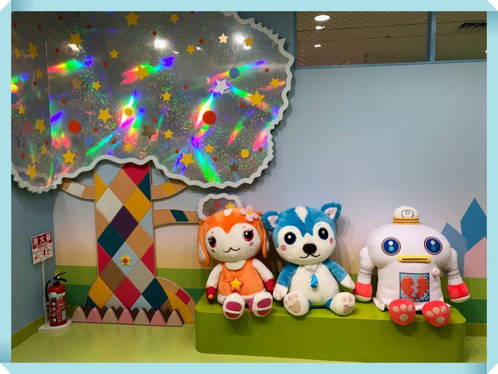 にこはぴきっず池袋東武百貨店の混雑状況やグッズをブログで公開!