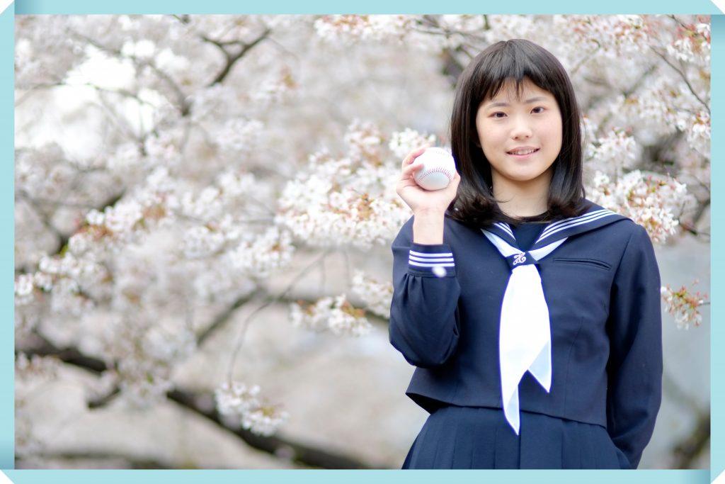 加茂暁星高校のマネージャーの画像や顔写真がかわいい!野球部の謎
