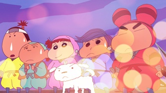 2022年の映画クレヨンしんちゃんは忍者!公開日が延期でいつ?